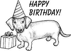 Happy Birthday Dackelblick